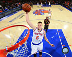 Kristaps Porzingis New York Knicks 2015-16 NBA Action Photo SN036 (Select Size)