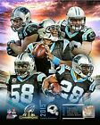 Carolina Panthers 2015 NFC Champions Team Composite Photo SR140 (Select Size)