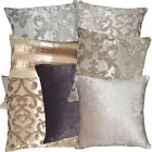 Thick Cotton Blend European Style Flower Cushion Cover/Pillow Case Custom Size