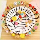 Cute Headdress Barrettes Fruit Hairpin Clip Hair Accessories Women Girl Headwear