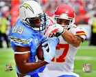 Antonio Gates San Diego Chargers 2014 NFL Action Photo RJ156 (Select Size) $13.99 USD