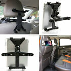Car Back Seat Headrest -ZH35 Car Holder Mount Kit Stand For 8-14* iPad/Tablet LG