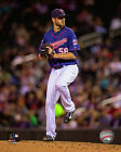 A.J. Achter Minnesota Twins 2014 MLB Action Photo RQ079 (Select Size)
