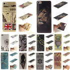 Classic Soft TPU Silicone Printed For Multi Phones Rubber Gel Bumper Case Cover