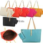 Women Handbag Shoulder Bags Tote Purse PU Leather Ladies Messenger Hobo TXCL