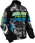 Castle X Girls Bolt G2 SE Smoke Snowmobile Jacket