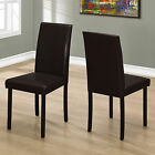Monarch Specialties Inc. Side Chair Set of 2