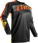Thor 2017 S7 Pulse Velow Jersey Black/Orange Mens All Sizes