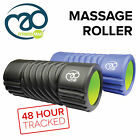 FITNESS MAD MASSAGE ROLLER TRIGGER POINT PHYSIO INJURY REHAB SPIRAL GYM MUSCLE