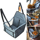 Etna Pet Store Booster Carrier Car Seat Bag Breathable Mesh Hanging Type