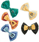 Harry Potter Dual Purpose Hair Clip/Bow Tie Gryffindor/Hogwarts - New + Official
