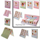 CUPCAKE FAIRY CAKE NAIL EMERY BOARDS FILES OR TWEEZERS LAUREN BILLINGHAM KAWAII