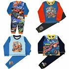 Boys Blaze and The Monster Machines Pyjamas PJs Onesie Ages 18 Months to 5 Years