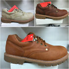 2016 New Fashion Men genuine leather retro Martin Boots Casual Lace Up Shoes