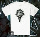 New AMC The Walking Dead Zombie Ripped Rooks Mens T-Shirt