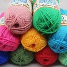 Colorful Soft Smooth Knitting Woolen Yarn For Scarves Blankets Sweater XHH8092