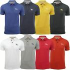 Mens Pique Polo T-Shirt by Tokyo Laundry - Short Sleeved
