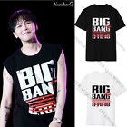 KPOP Bigbang 10th Anniversary T-shirt Made IN Japan Tour G-Dragon Tshirt VIP TOP