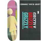 "GIRL Skateboard Deck SHAPE UP MARIANO 8.125"" with GRIZZLY GRIPTAPE"