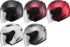 GMAX OF-77 Solids Dot Approved Open Face Helmet