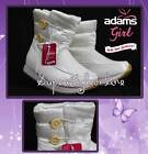 Girls Snow Boots Adams Childrens Winter Boots ** Last Few Infant Size 12 Left **