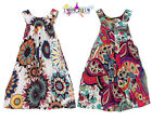Beach Dresses Girls Bohemian Knee-length Dresses Summer Baby Girl for Girl Kids