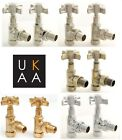Westminster Radiator Valves - Tap Style - Old Antique Design - Easy to Use