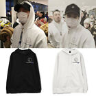 Kpop Bigbang Cap Hoodie Sweater G-Dragon Unisex Sweatershirt GD Long Sleeve