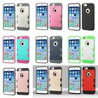 For Apple iPhone 6 6S PLUS Hybrid ShockProof Protective Hard Case Cover