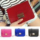 AU Women Handbag Shoulder Bag PU Leather Messenger Hobo Bags Satchel Totes Purse