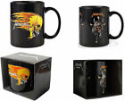 Metallica: Ceramic Mug - New + Official In Display Box Flaming Skull/Pirate