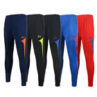 Men's Sports Gym Athletic Soccer Training Football Sweat Skinny Pants Trousers