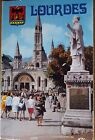LOURDES 12 VUES - 12 Postcards in 'book' form