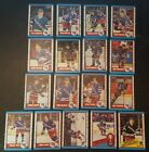 1989-90 OPC NEW YORK RANGERS Select from LIST NHL HOCKEY CARDS O-PEE-CHEE