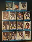 1989-90 OPC BUFFALO SABRES Select from LIST NHL HOCKEY CARDS O-PEE-CHEE