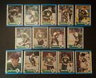 1989-90 OPC MINNESOTA NORTH STARS Select from LIST NHL HOCKEY CARDS O-PEE-CHEE