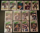 1988-89 OPC WINNIPEG JETS Select from LIST NHL HOCKEY CARDS O-PEE-CHEE