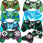 10 Styles Camo Silicone Skin Protective Case Cover for Sony PS3 Controller