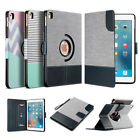 "For ipad Pro 9.7"" 360 Rotating Luxury Leathe Protective Smart Case Cover Stand"