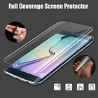 3D Curved Full Cover  Screen Soft PET Protector For Samsung S6 S7edge Plus Note7