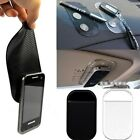 Car Grip Pad Non Slip Sticky Mat Anti Slide Dash Cell Phone Holder Black New