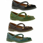 Art 0922 Bergen Womens Mary Jane Leather Shoes Size 5-8