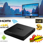 T95X S905X Smart TV Box Fully Loaded 4K Quad Core Android 6.0 WIFI Lot