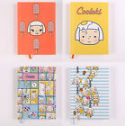 Cooloki Hard Cover Notebook School Study Planner Diary Journal Note Memo Book