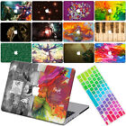 "Colorful painted Hard Case Shell Cover For Macbook Pro 13""15""Retina Air 11 12 13"