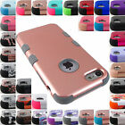 FOR APPLE IPHONE 7/7 PLUS SHOCK PROOF TUFF ARMOR DUAL LAYER CASE COVER+STYLUS