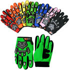 LEOPARD Youth Childrens Kids Motocross Gloves MX Off Road BMX ATV PitBike Enduro