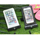 For Phones Waterproof Underwater Pouch Dry Bag Neck Armband Compass Case CoverLA