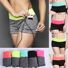 New Fashion Women Girls Summer Pants Women Sports Shorts Gym Yoga Shorts