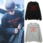 KPOP EXO Chanyeol Sweater Airport Fashion Hoodie Comming Over Unisex Pullover